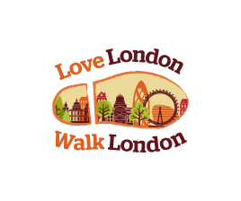 Love London, Walk London logo